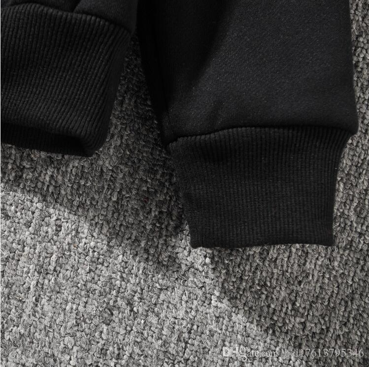 Nouvelle Arrivée De Mode rouge coeur Hoodies Hommes Femmes Pull En Cachemire Sportswear Manteaux Hip Hop Pablo Saison Planche À Roulettes Sweats Tops