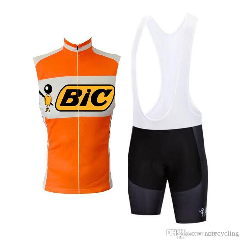 f19c228d9 2018 Summer BIC Pro Team Cycling Clothes Men s Cycling Jerseys Suits ...