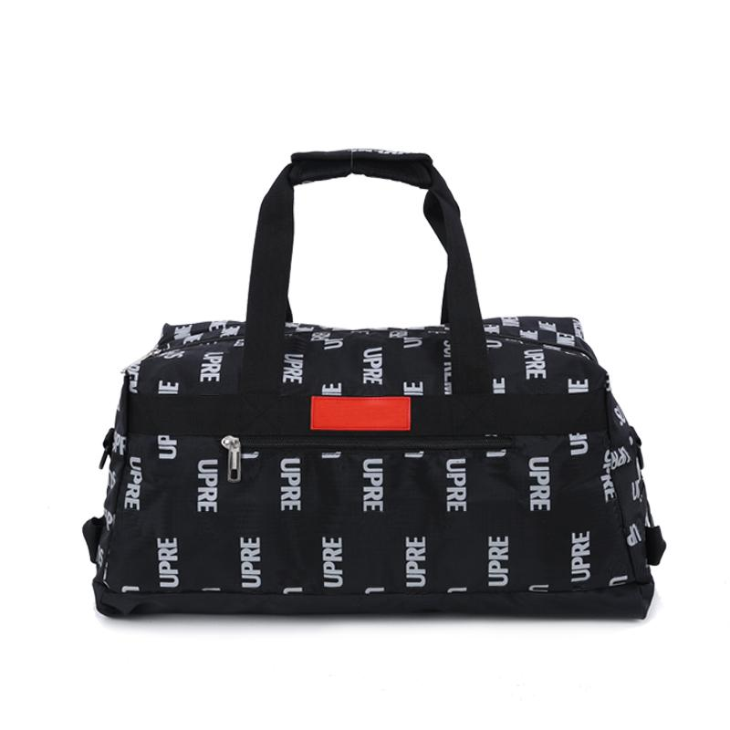 New Style Outdoor Duffel Travel Bags Fashion Brand Letter Print Luggage Bag  Large Capacity Men And Women Casual Sport Waterproof Bags Outdoor Duffel  Travel ... 757ec2ca71