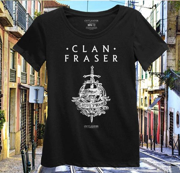 Compre marca de moda ropa outlander clan fraser con - Marcas de ropa casual ...