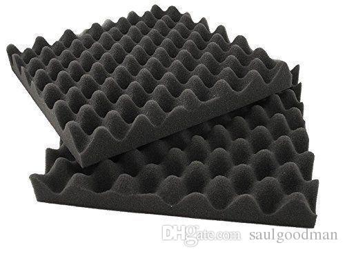 Acquista nero cassa duovo piastrelle con rivestimento in schiuma