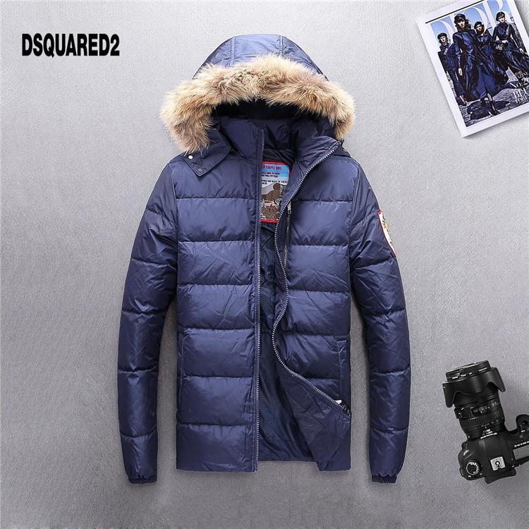 ecfc2ecd6 New Pattern Male Style Down Jackets Winter Thickening Korean Edition ...