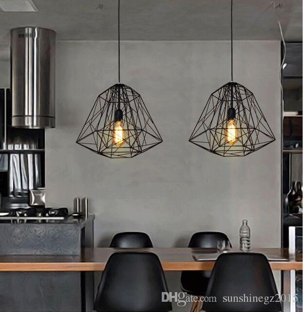 Grosshandel Vintage Nordic Industrial Style Hive Metallkafig