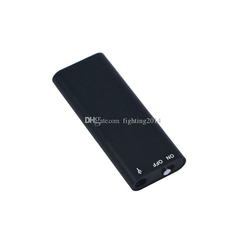 3 in 1 Stereo MP3 Music Player 8GB Memory Storage USB Flash Drive Digital Audio Voice Recorder portable mini Dictaphone Pen