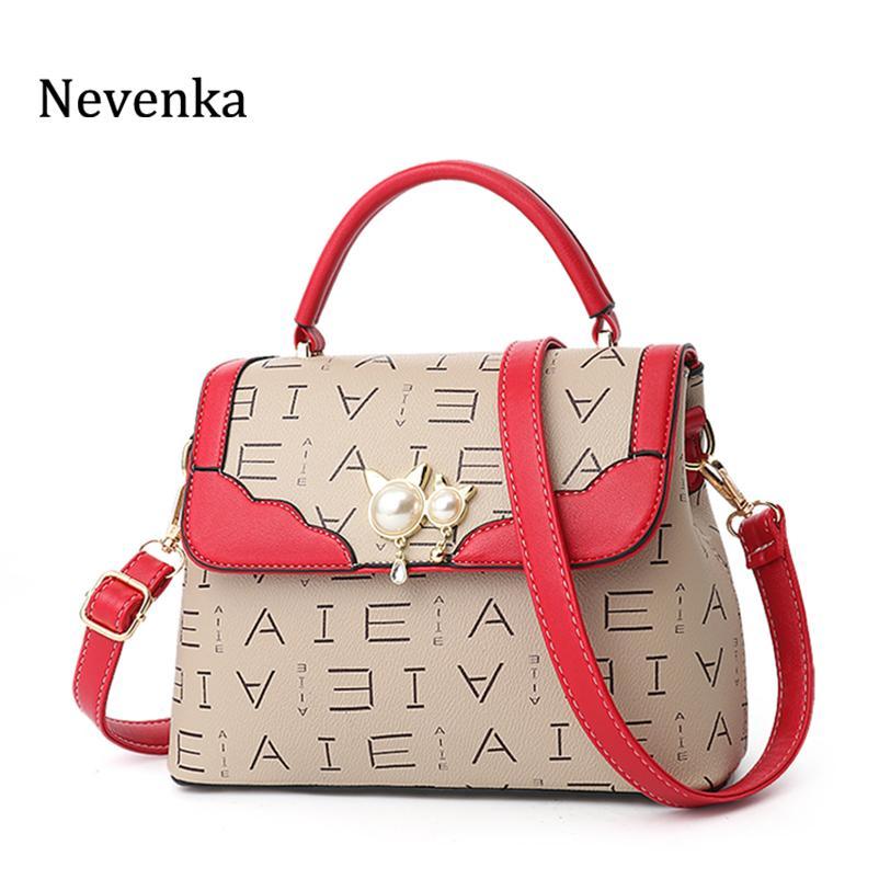 80a446bc922 Nevenka Brand Leather Handbags Women Flap Shoulder Bag Female Luxury  Evening Bags Girls Handbags And Purses Bag for Women 2018 Shoulder Bags  Cheap Shoulder ...