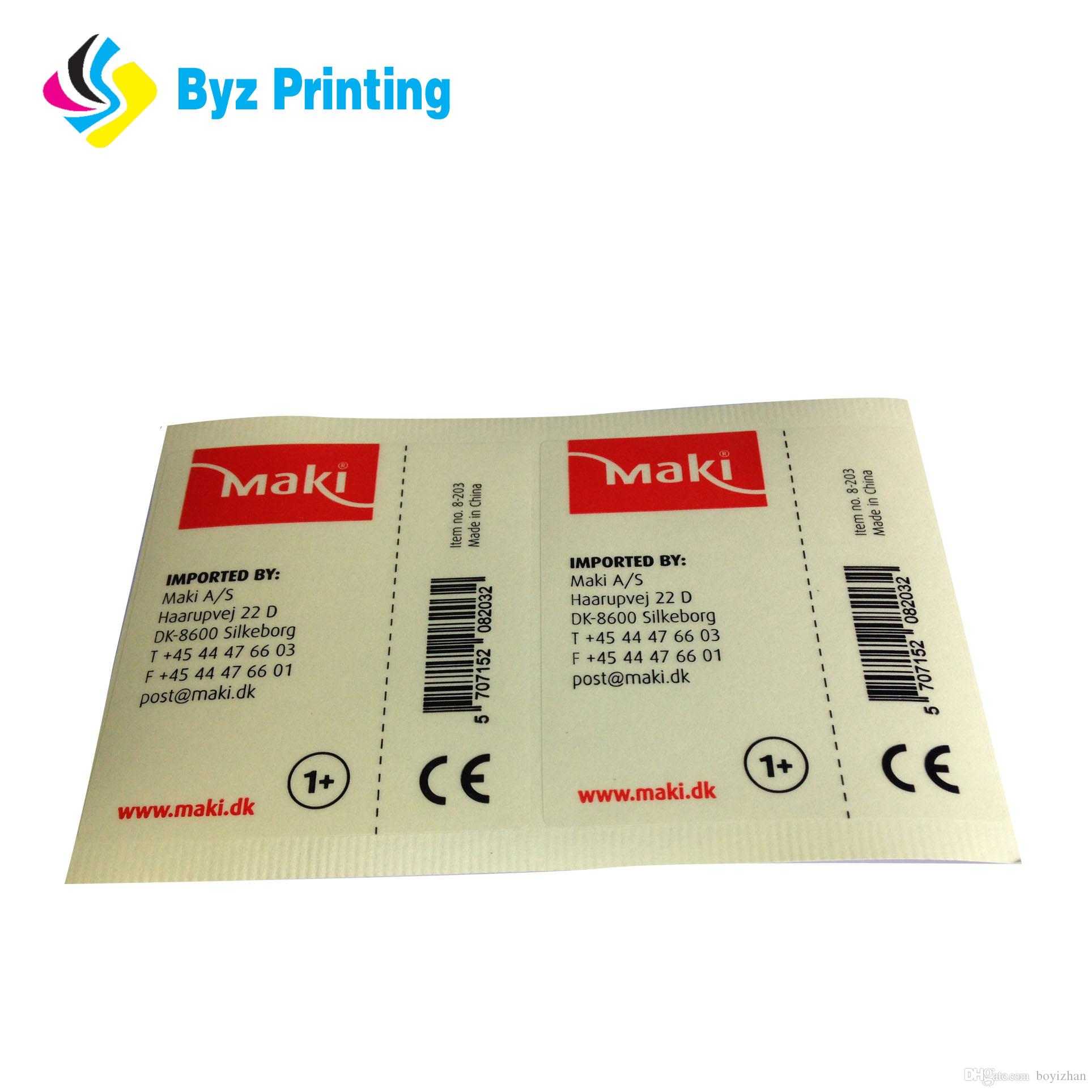Cheap folding fan printing best stickers for printing