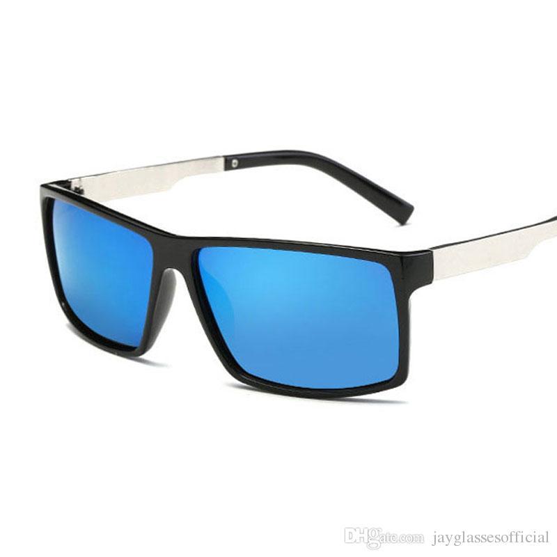 1c8fc0bf07 Square Classic Polarized Sunglasses For Men Women Fashion Brand Designer  Vintage Square Driving Sun Glasses For Male UV400 Round Sunglasses Cheap  Eyeglasses ...