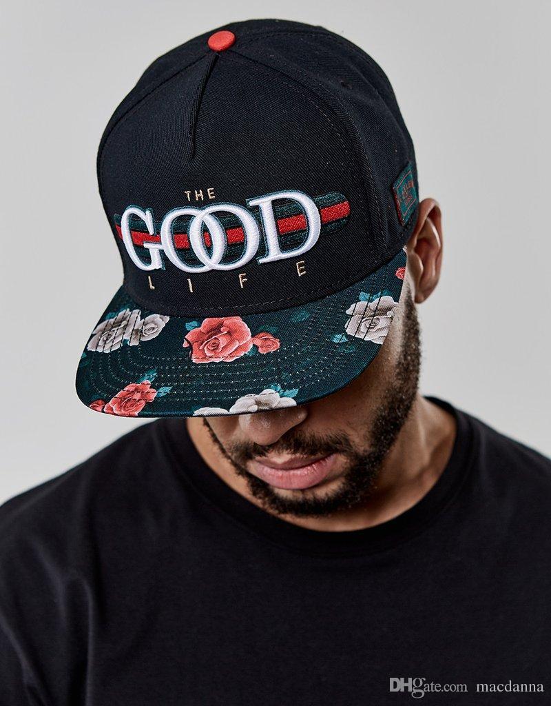 Hot Selling Hot Style Snapback Caps Hater Snapbacks Hiphop Sport Hats Hip  Hop Caylor Sons Good Life Roses SNAPBACK Hats Brixton Hats Trucker Cap From  ... b6decf6a23c9