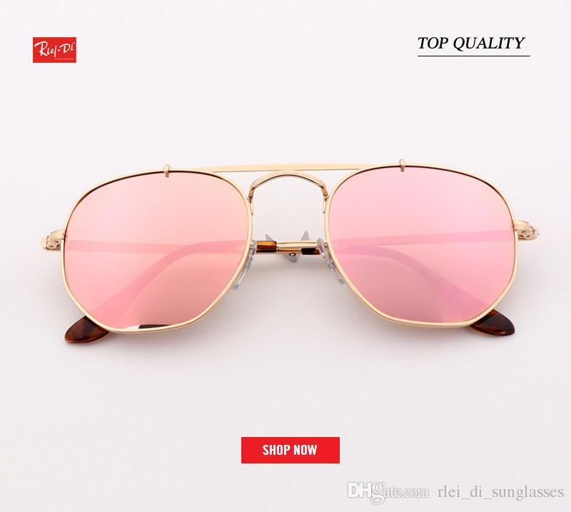 2d3c85df8b New Vintage Sunglasses Women Hexagonal Luxury Brand Designer Sun ...