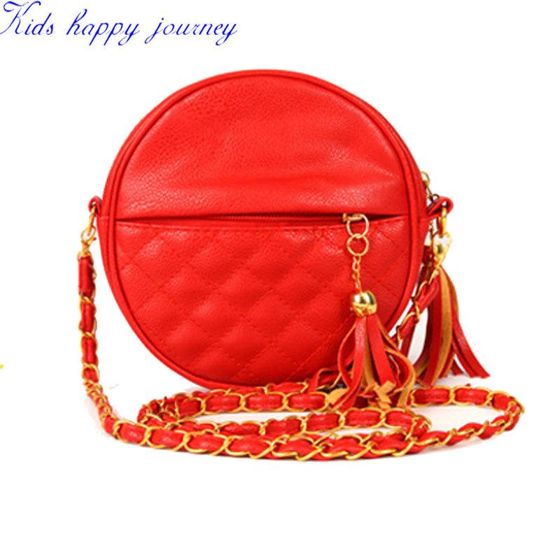 New Fashion Children Messenger Bag Girls Shoulder Package Round Bags Kids  Mini Bags 0045 Cross Body Purses Cheap Designer Handbags From Dealbag
