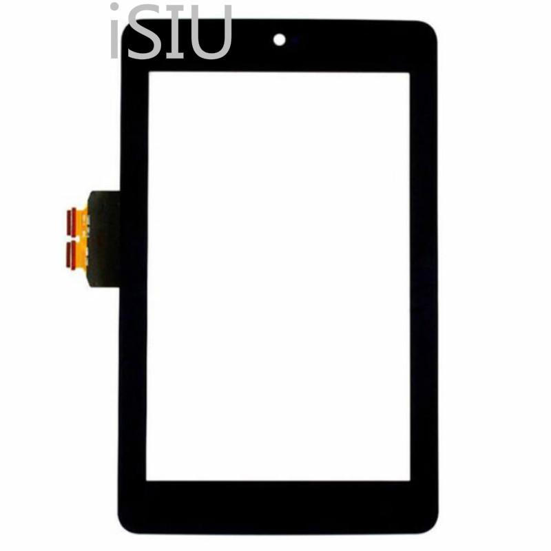 7.0 '' Display LCD Touch Screen per Asus Google Nexus 7 1st 2012 Tab Touch Panel ME370 ME370T Coperchio anteriore Glass Lens Tablet Parts