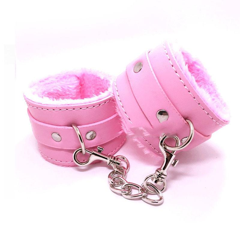 Night Toy Role Play Prop Cosplay Bondage Furry Handcuffs Couples Valentine's Day wedding bachelorette party decoration Supplies
