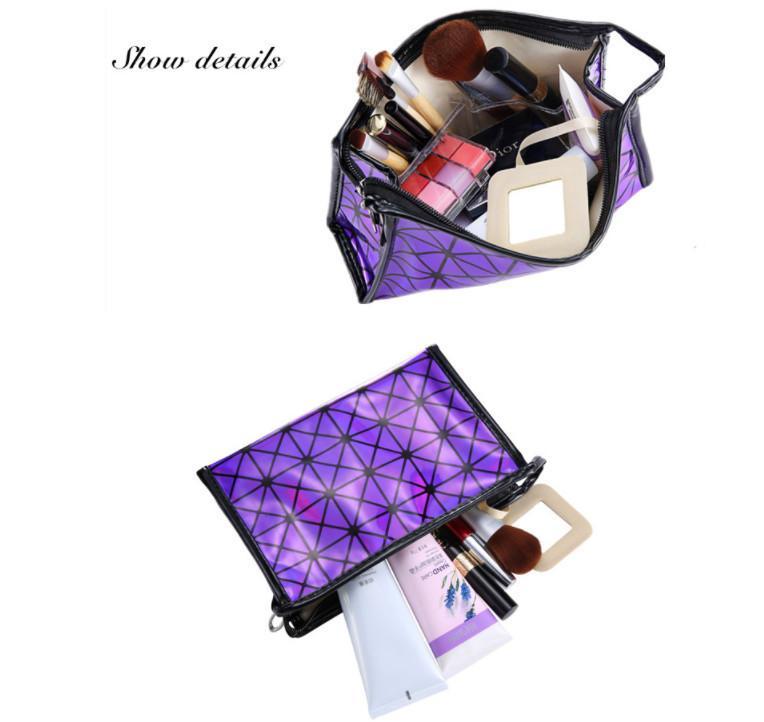 Nouvelles femmes multi-fonctionnel Voyage Cosmetic Bag Maquillage Sac Pochette de toilette Organisateur pour comping et en plein air out189