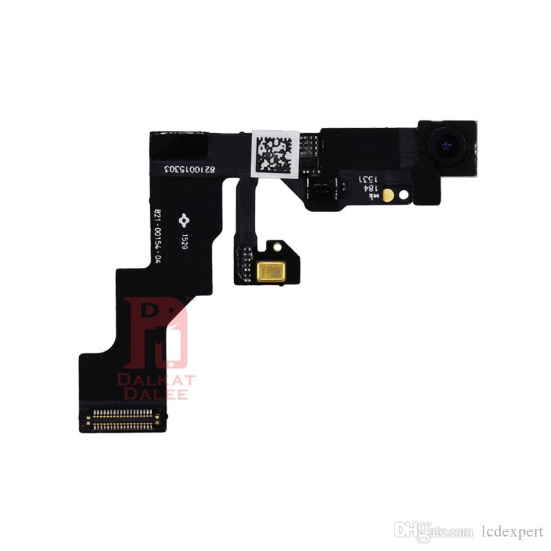 For iPhone 6s Plus Front Small Camera Facetime Facing Lens Cam with Proximity Light Sensor Motion Ribbon Flex Cable Replacement Repair Parts