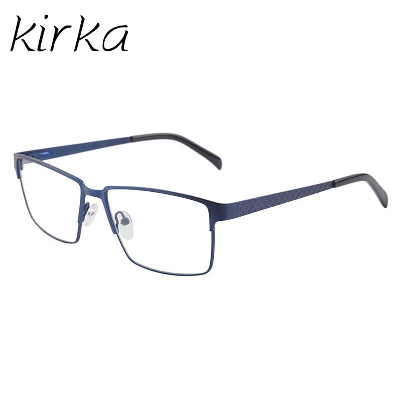 87067ee8df 2019 Kirka 2016 High Quality Men Metal Lasses Frame