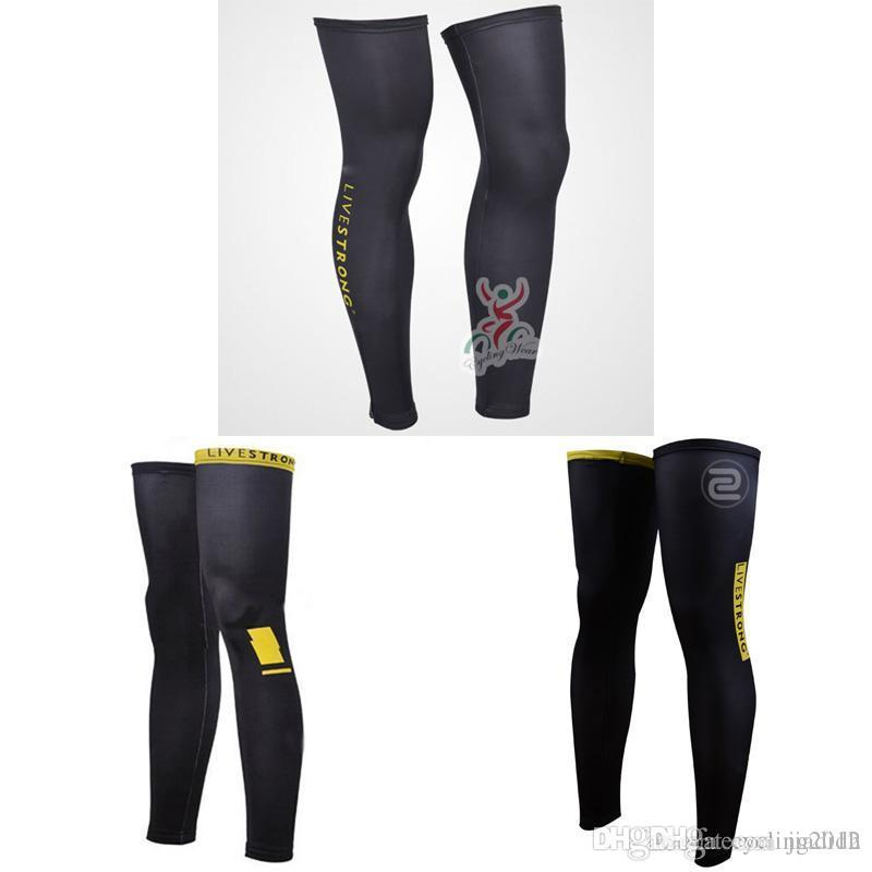 96f8b6ee7 2018 LIVESTRONG Racing Cycling Leg Sets Outdoor Sports Breathable ...