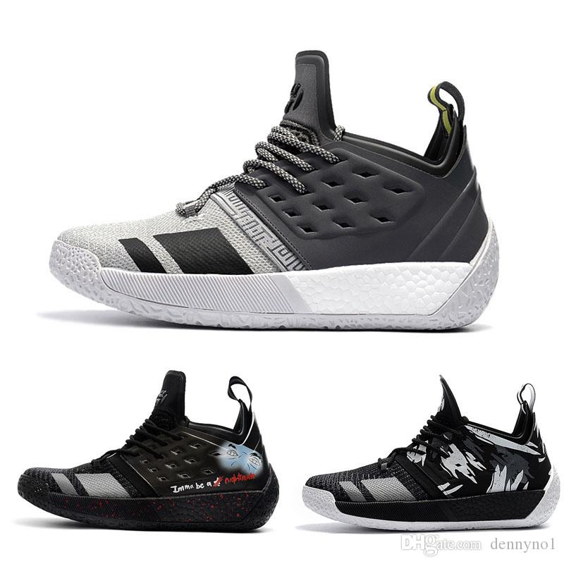 release date: 83ad8 6f4f0 Men Sneakers Basketball Shoes Harden Vol.2 Concrete Traffic Jam Youth  Footwear Imma Be A Star Women Basketball Shoes Men Basketball Shoes From  Dennyno1, ...