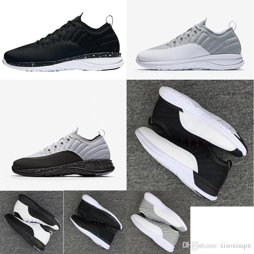 pretty nice c4da4 bb745 Cheap Mens Jumpman trainer Prime 12s basketball shoes Retro for sale low  cut Wolf Grey Black J12 XII 12 air flights sneakers boots with box