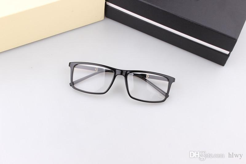 MB551 Brand New Eye Glasses Frames for Men Glasses Frame TR90 Optical Glass Prescription Eyewear Full Frame