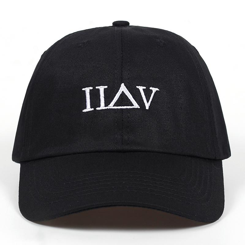 b9245f2c0 2018 new NAV Low Profile Dad Hat 100% cotton embroidery golf Baseball Cap  adjustable Hip-hop snapback cap hats