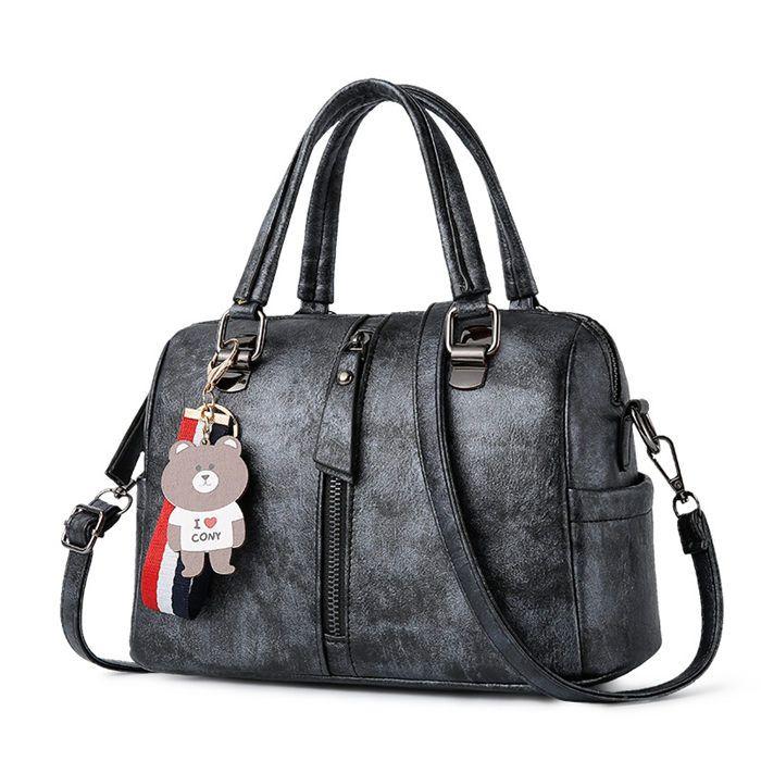 Fashion Vintage Designer Handbags Women Leather Shoulder Bag For Women  Casual Ladies Cross Body Leather Handbags 2080 Bags Store Black Handbags  Handbags ... 521d8f318f