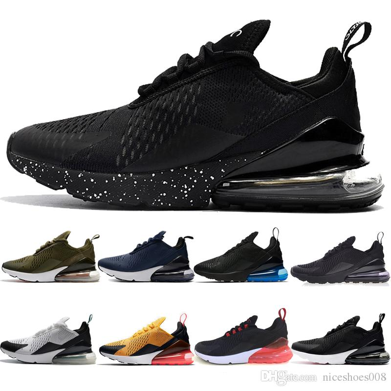 the latest ee207 b7167 NUEVO Nike Air Max 270C Heel Half AIR Cushion 270 Photo Blue Running Shoes  Azul Marino Teal Mens Flair Triple Black Entrenador Deportivo Zapato Medio  Olive ...