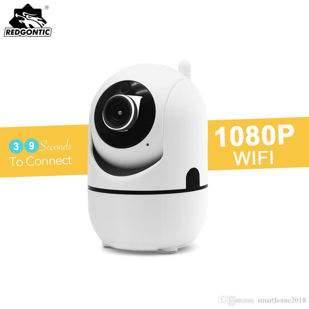 1080P Wifi IP Camera Mini Wireless IP Camera HD P2P Night Vision Cctv  Cameras PTZ Two Way Audio Security Camera Surveillance Baby Monitor