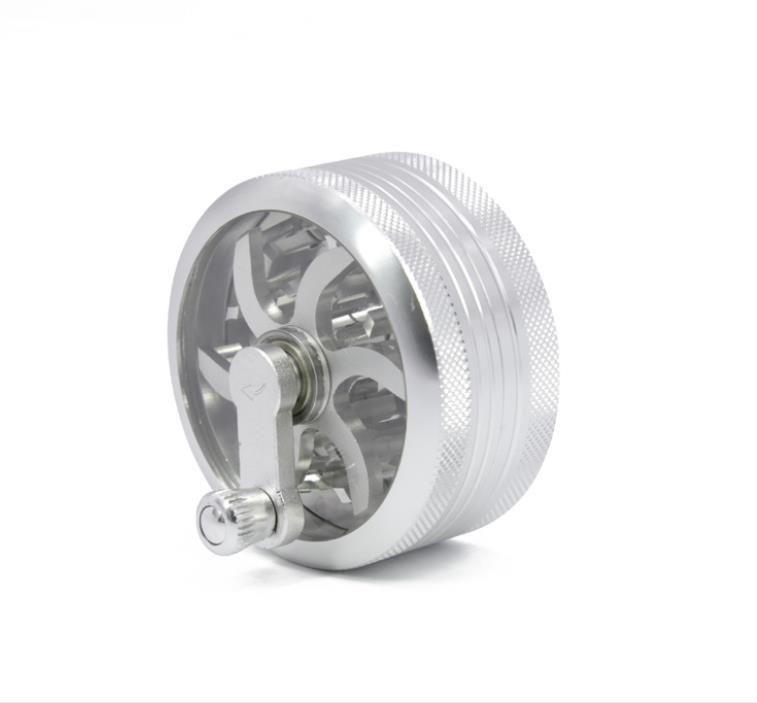 Fumador de humo de 3 mm de aleación de aluminio de 2 mm y 63 mm