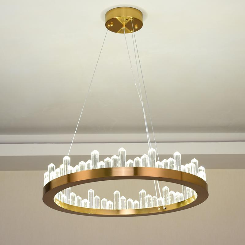 Grosshandel Moderne Pendelleuchte Led Esszimmer Wohnzimmer Lampe 2 4g