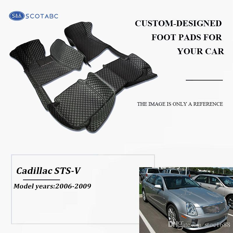 Rubber Floor Mats For 2006 Cadillac Cts