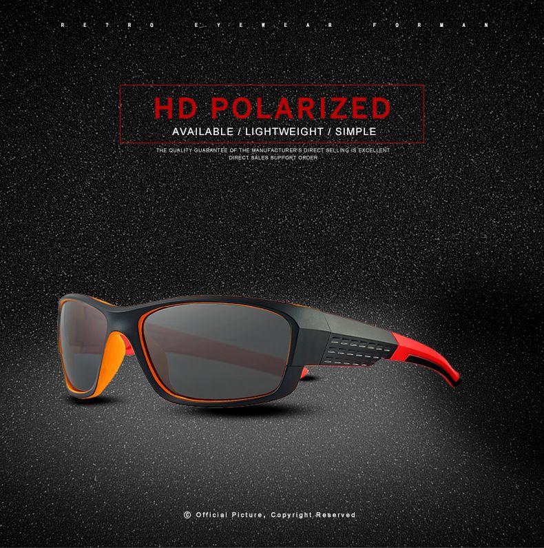 de0cc8bd0fe7ab Brand Design Anti-Glare Goggles Eyeglasses Polarized Sunglasses Yellow Lens  Night Vision Driving Glasses Men Women AF8054Night Vision Glasse Sunglasses  ...