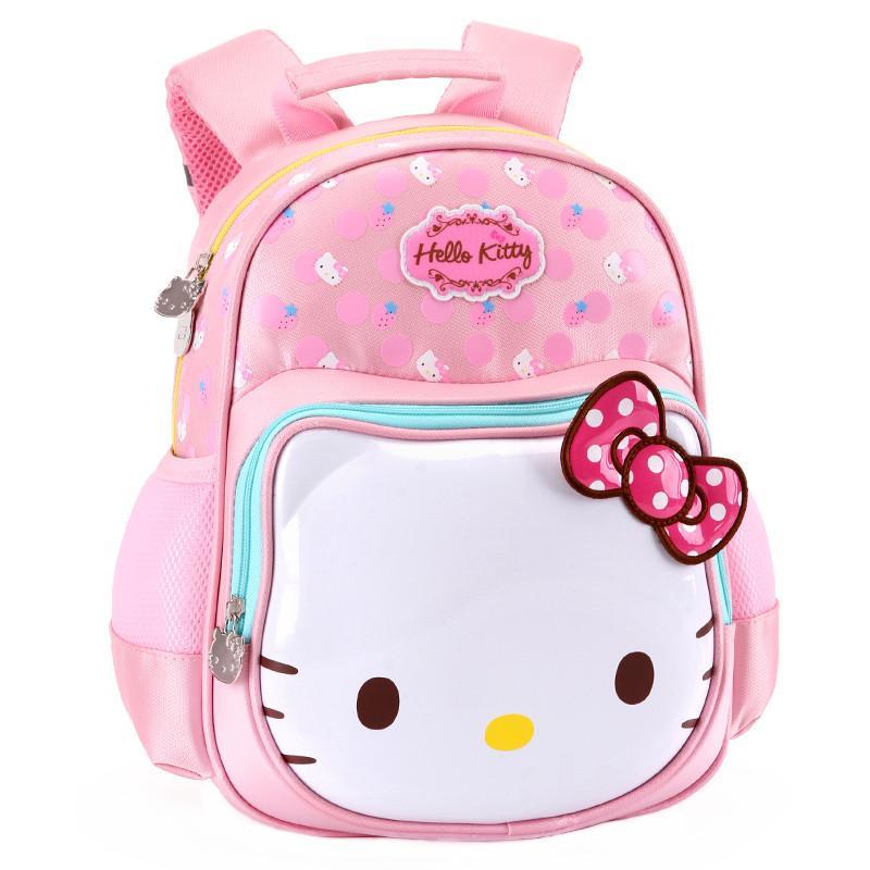 Cute Cartoon Sac Kitty Hello Dos Maternelle Sacs Acheter À F1lJKc