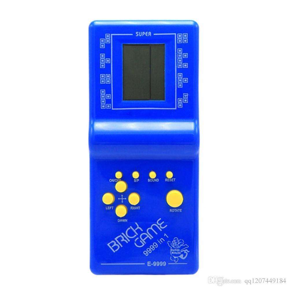 Compre Retro Classic Handheld Game Player Lcd Consola De Juegos