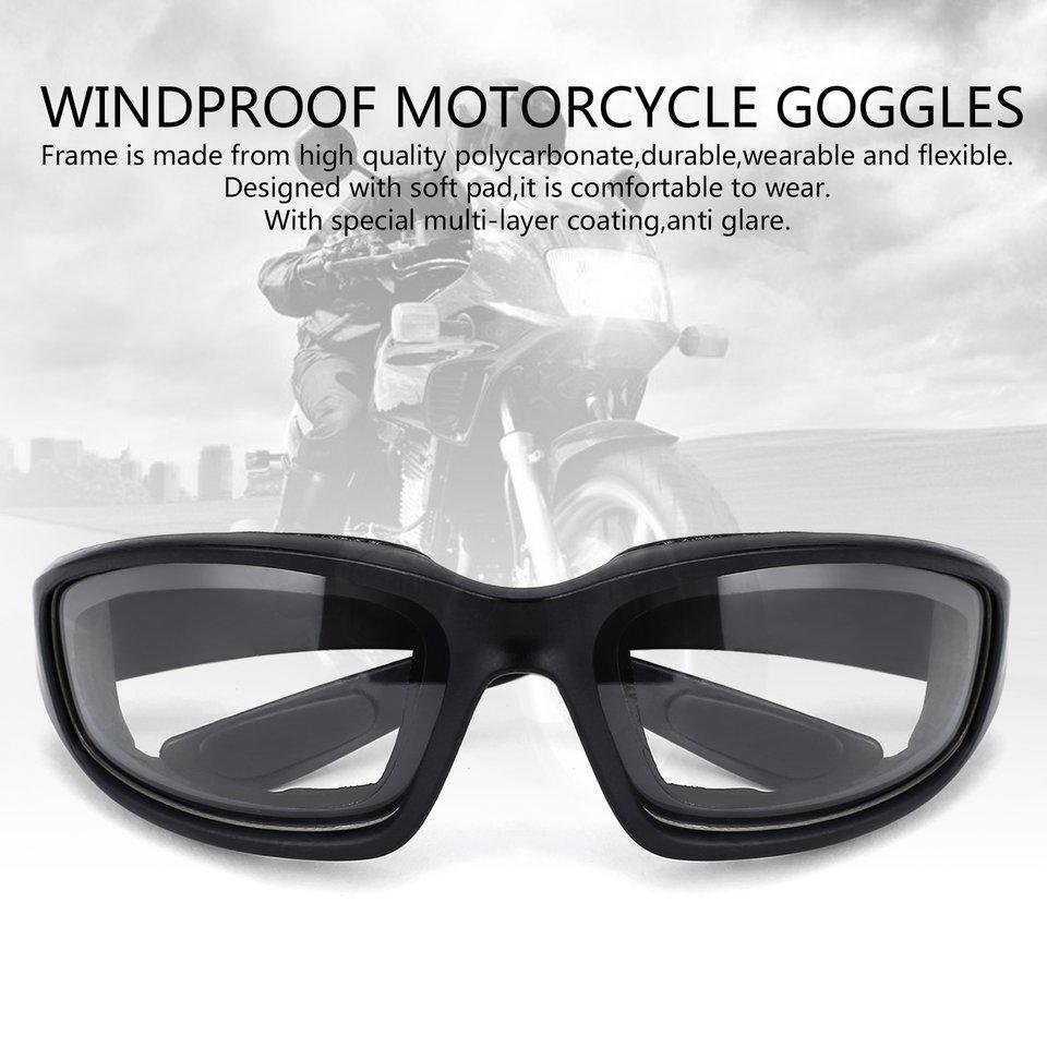 81ea2a2643 New Motorcycle Glasses Army Polarized Sunglasses Windproof Motorcycle  Goggles Cool Accessory For Hunting Shooting Hot Clear Lens Motorcycle  Glasses Clear ...