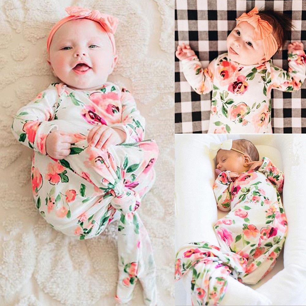 Großhandel Neugeborenen Baby Swaddle Decke 0 12 Monate Kinder ...