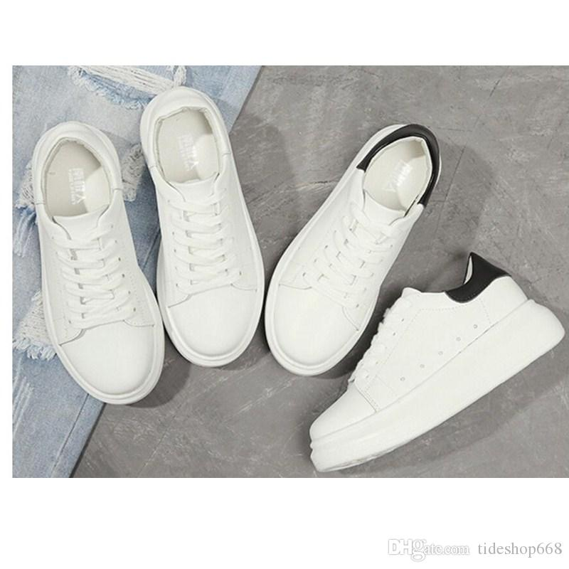 f47ce0173d45 Small White Shoes Women Autumn 2018 New Joker Leisure Korean Women s ...