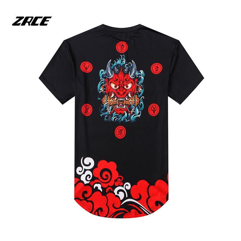 Acheter ZRCE Style Chinois Drôle 3D T Shirt Fitness Compression Shirt Hip  Hop Manches Courtes Marque Vêtements Homme Entraînement T Shirts De  32.3  Du Ario ... 7799e6c0f7b