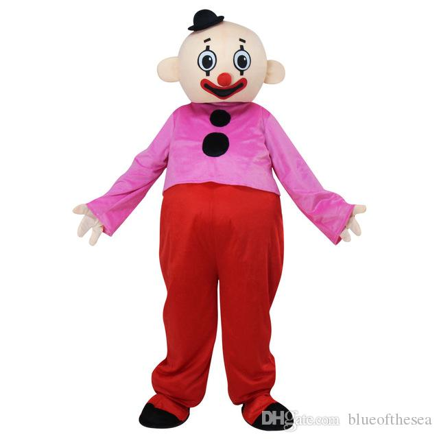 2018 Adult Character Bumba Brothers Mascot Costume Pipo Clown Mascot Costume Fancy Dress Outfit With Mascot Costume Uk Plus Size Mascot Costumes From ...  sc 1 st  DHgate.com & 2018 Adult Character Bumba Brothers Mascot Costume Pipo Clown Mascot ...