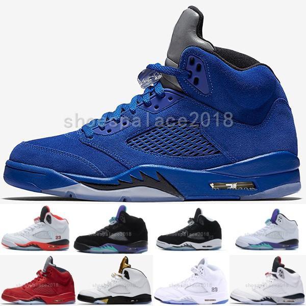 Cheap On Sale Basketball Shoe 5 5s V Olympic Metallic Gold White