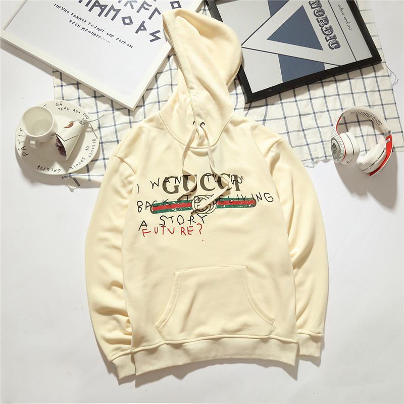 b6bffd31467 Men s Designer Hoodies Sweatshirts Fashion Pullover Sweatshirts Long ...