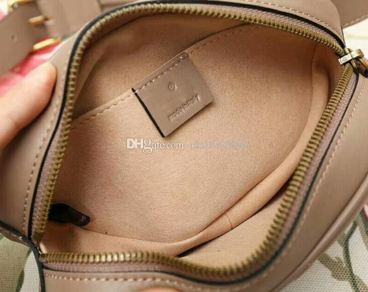 476434 18cm Marmont Matelasse Leather Belt Bag,Waist Bag,Top Zip Closure,Leather Lining,Come with Dust Bag Box