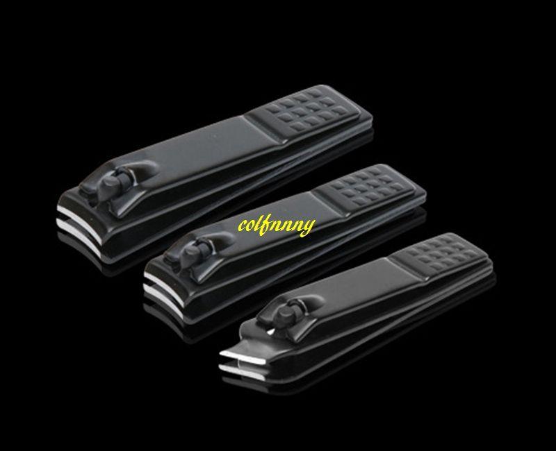 Black 12 in 1 Stainless Steel Pedicure Manicure Set Nail Clipper Scissors Nail Care Nipper Cutter Cuticle Grooming