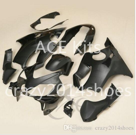 Body repair parts for HONDA CBR600F4I 2004 2005 2006 2007 Injection fairings cbr600 f4i CBR600 f4i 04-07 black gray fairing kit
