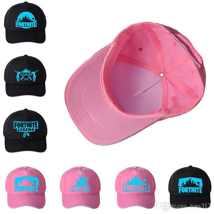d5b970c96df Hot Fortnite Cap Man Baseball Cap Male Snapback Summer Breathable ...