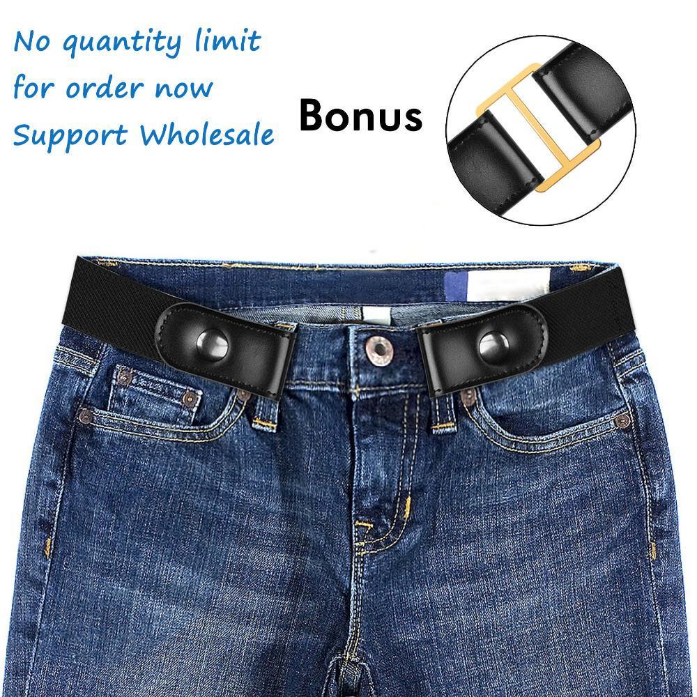 057cfd51daa Acheter BONJEAN Ceinture Sans Boucle Pour Pantalon En Jean