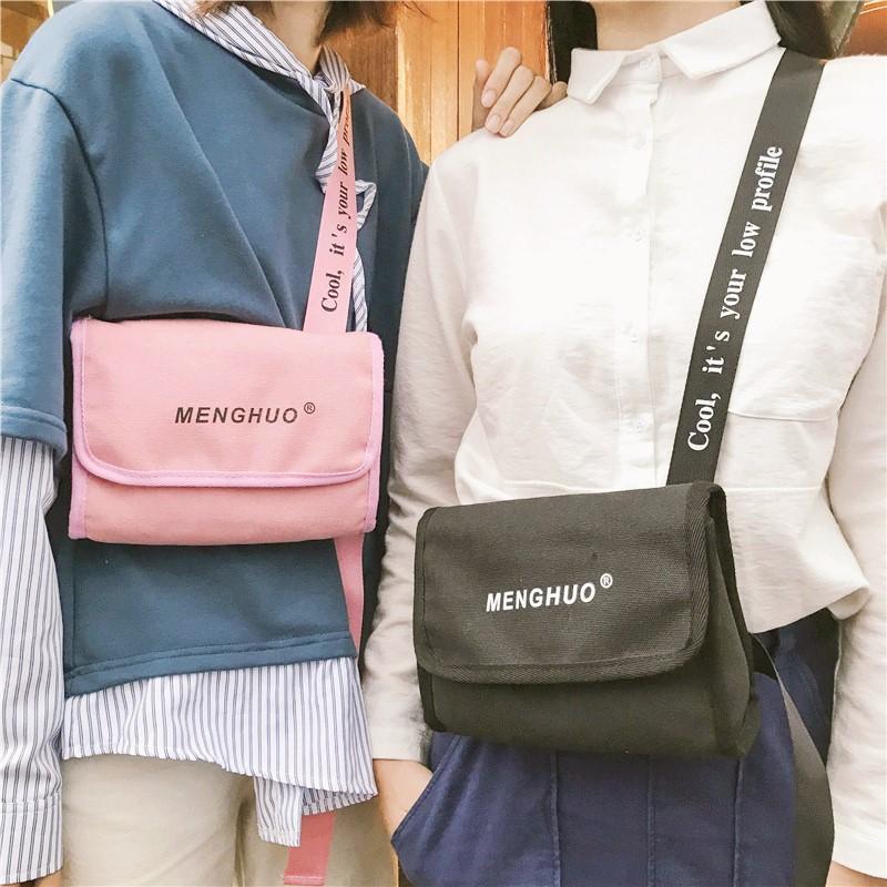 343aeb257 canvas pouch pink fanny pack kids waist bag woman money belt pocket  heuptasje dames voor aan riem sacoche ceinture buidel tas