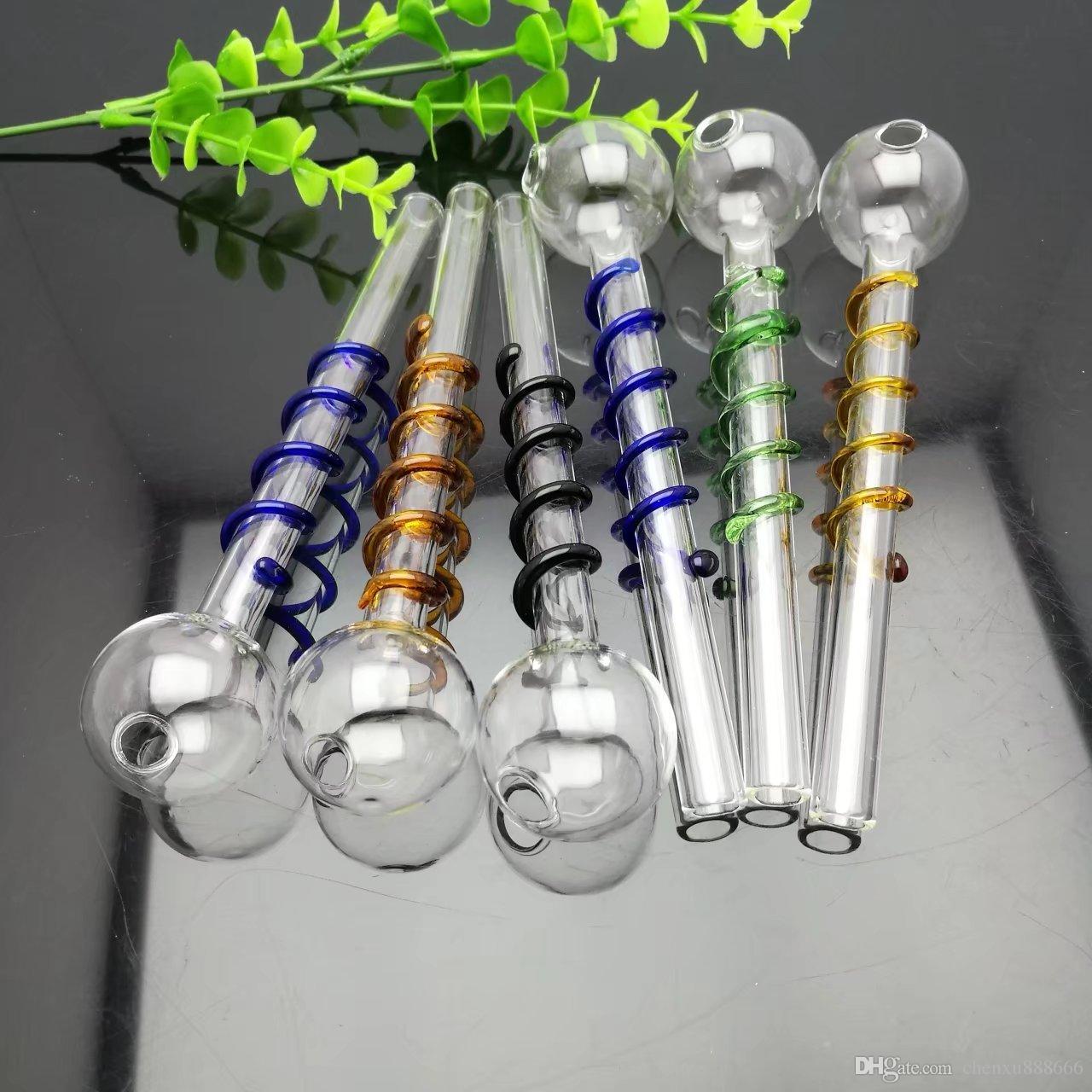 Цвет пластины провод стекла горшок прямо буллы Оптовая стеклянные бонги масла горелки Стеклянные трубы для воды труб нефтяных вышек, масло.