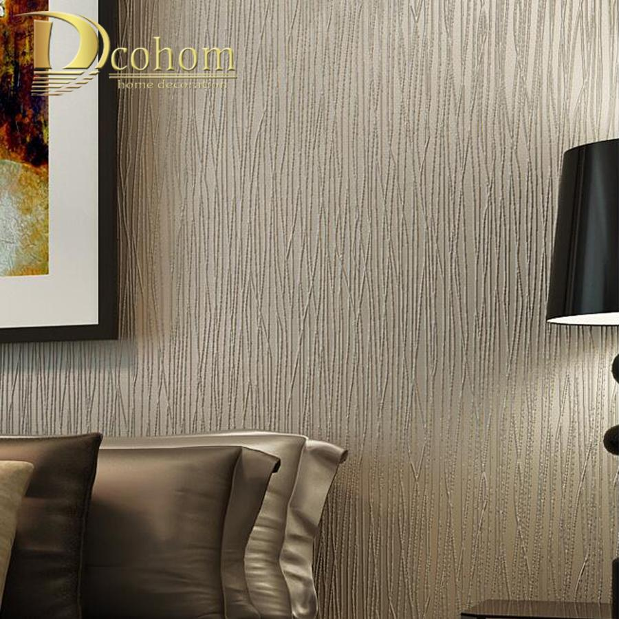 Grosshandel Einfache Luxuriose Moderne Gestreifte Tapete Fur Wande 3