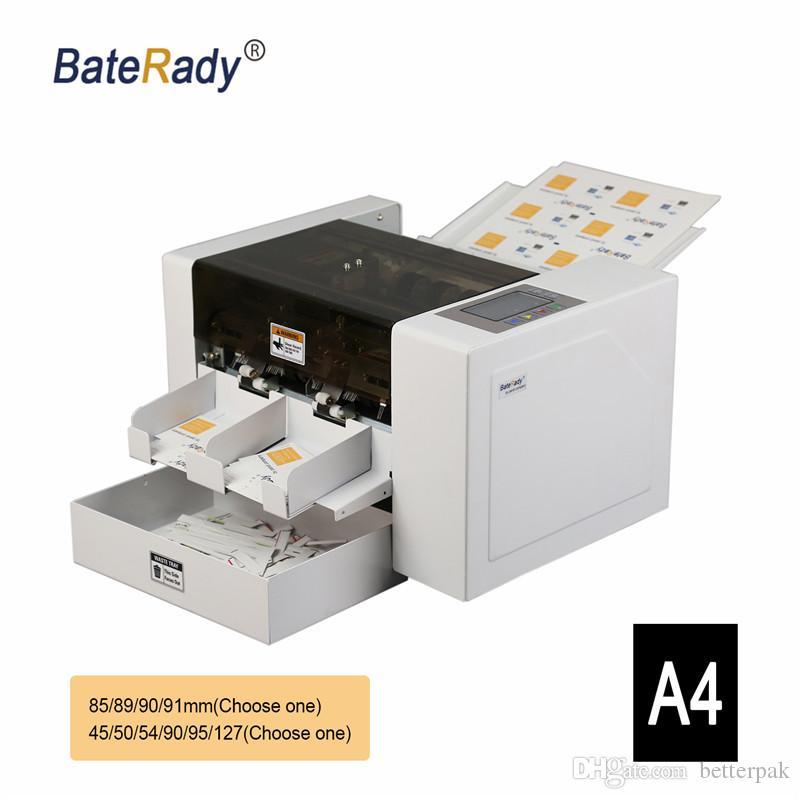 Acheter A4 Decoupeuse Automatique De Carte Visite Nom Haute Precision Aprroval CE Coupeur