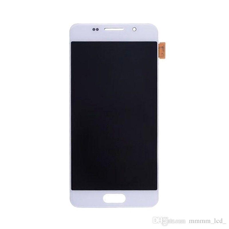 il test al 100%, lo schermo LCD Samsung Galaxy A3 2016 A310 SM-A310 sostituisce il display LCD del convertitore digitale A310F A310Y.
